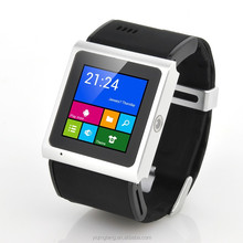 The high quality arrival!!--The first smart watch phone with download various APP