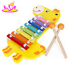 wooden xylophone keys percussion musical instrument for kids W07C060