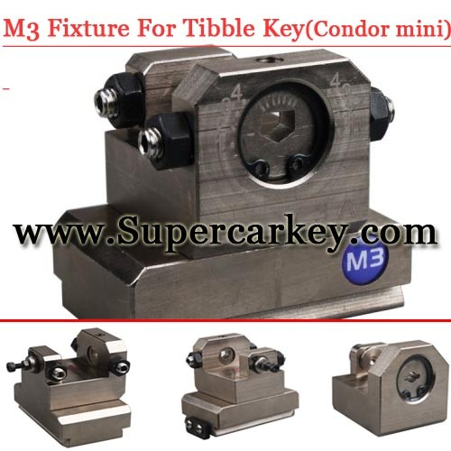 Best price IKEYCUTTER Condor Mini Ford M3 Fixture for Ford TIBBE Blade