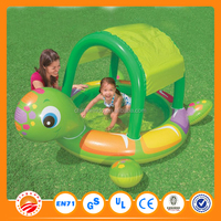 Lovely kids swimming pool inflatable baby pool water games pool for sale