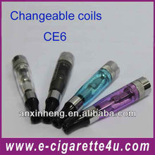 wholesale ce4/ce5/ce6/ce8/ce9 replaceable atomizer ego ce6 blister kit factory