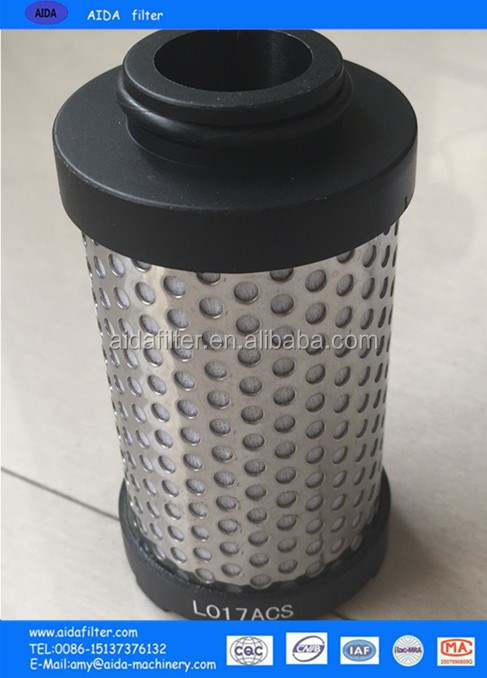 high quality compressed air filter cartridge sege NF-13X