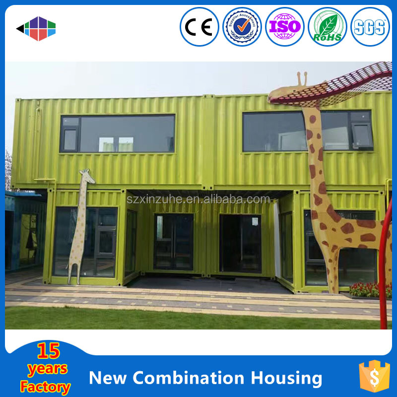Xinzuhe expandable container house