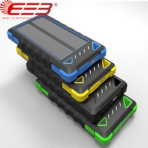 Portable universal solar charger, solar power bank, Sun power for mobile phone/iPhone/iPad