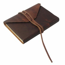 Custom Handmade Pu Leather Blank Journal For Wholesale
