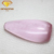 Synthetic Cabochon Cut Drop Shape Pink Cat Eye Glass Stone