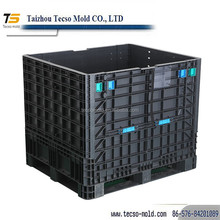 Plastic containers ,plastic moving box mould ,plastic folding crate mould