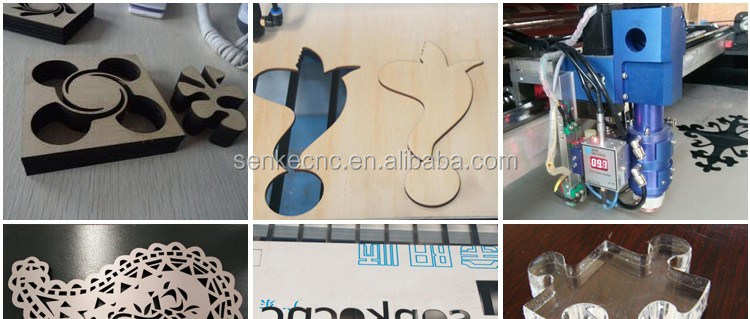 3mm stalness steel carbon steel metal sheet wood acrylic double use CO2 150W,200W,280W,300W cnc laser cutting machine price