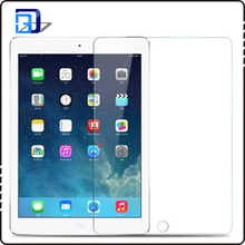 New trending products 2017 accessory 2.5D screen protector clear tempered glass for ipad pro 10.5