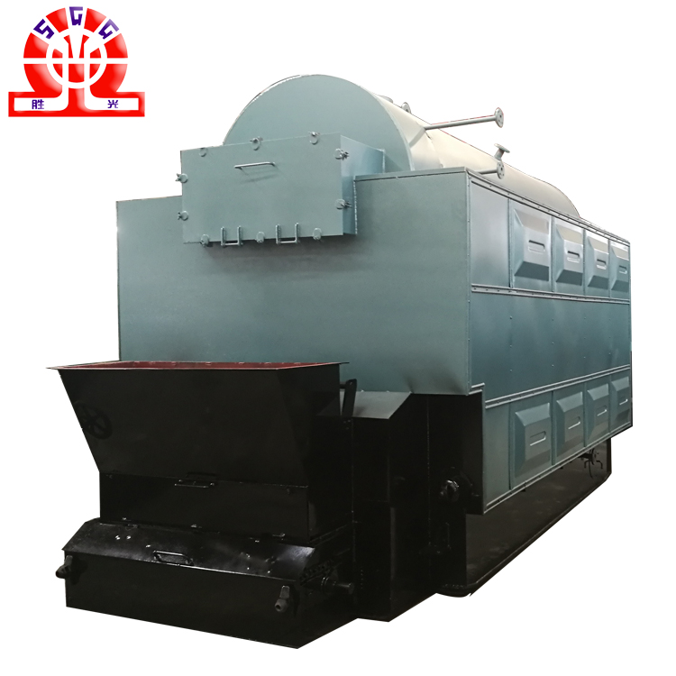 For Sale 4.2 MW 1.0 MPa Coal Fired Chain Grate Hot Water Boiler
