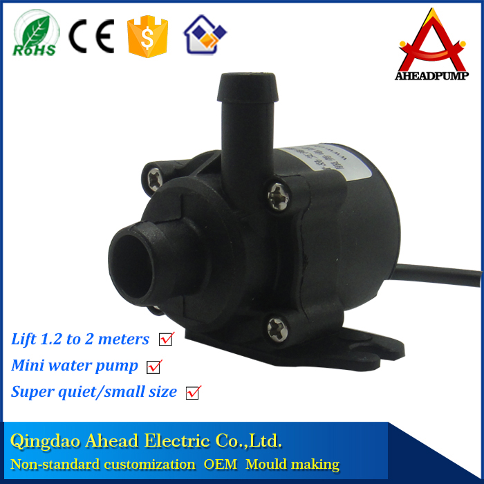 China supplier solar water 12 volt aquarium pump