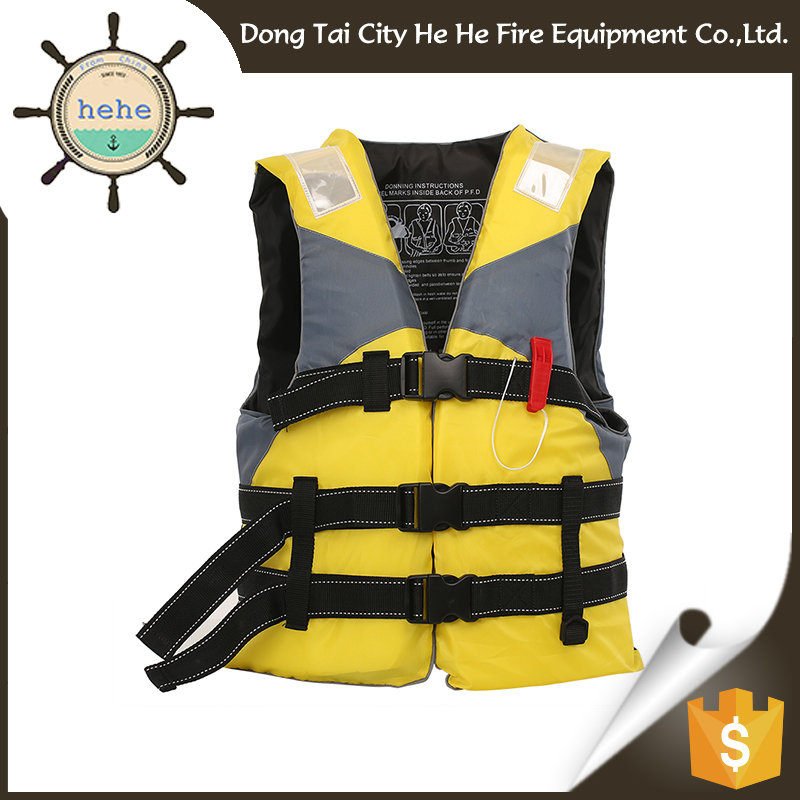 Rescue Equipmentgas Filled Foam Life Jacket Vest Fishing Vest