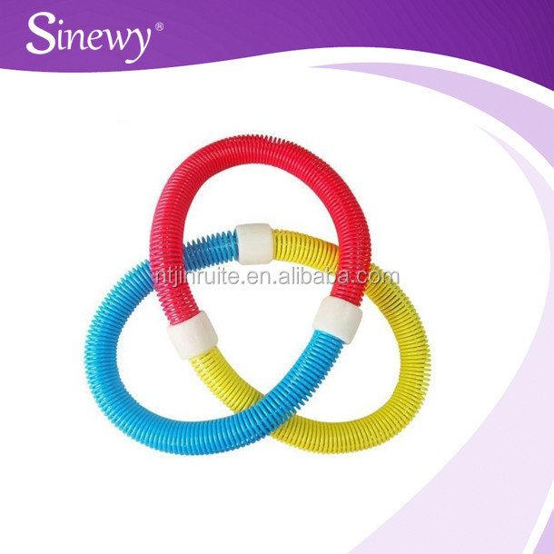 Spring hula hoop thin waist abdomen drawing lose weight hula hoop fitness slimming floptical ring hula hoop