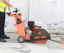 "Gasoline powered 16"" concrete cutter,concrete saw cutting machine,350-500 mm saw blade available(JHD-400)"