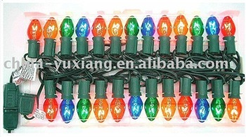 C9 Led string light