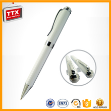 Lovely style promotional rubber pen