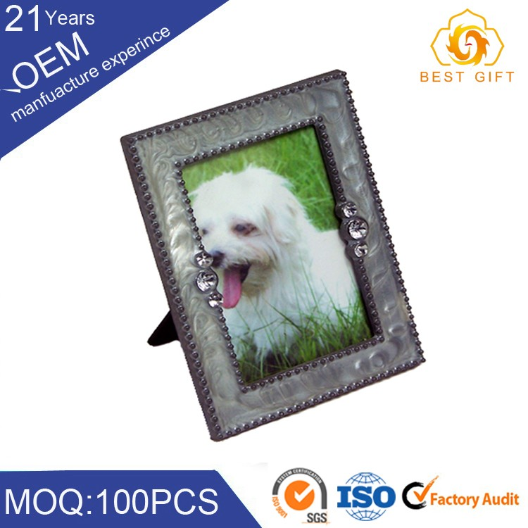 2016 customized sport souvenirs creative new 3d soft pvc photo frame for holding pictures