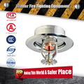 quick response recessed fire sprinkler heads