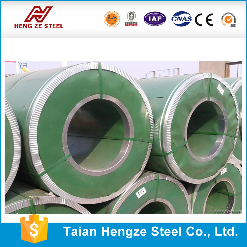 cold rolled coil/wave zinc coated steel paltel/sphc low carbon steel sheet by priceprofessional manufacture