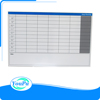 Hot Selling Export Quality grid line office board magnetic Day Planning Board