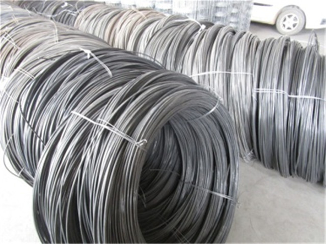 For Crimped Wire Mesh-Raw Materials