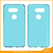 Smooth Simple Rubber TPU Gel Case for LG G6 Fit TPU Phone Covers