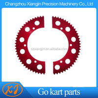 China OEM CNC go kart steering parts With any colors