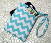 Chevron bag for Cellphone Case Smart Phone Cover Sleeve Cell Phone Bag
