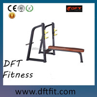 DFT-643 popular Olympic Bench, professional and commercial Fitness equipment, exercise machine for body Building, high quality.