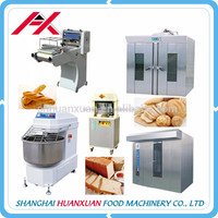 Complete bakery equipment low cost bread making machine