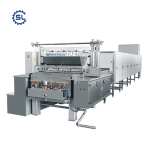 2018 Newly Designed Confectionery Machine with Different Capacity