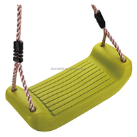 flat small plastic swing seat for children