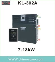 touch screen electric steam generator KL-302A