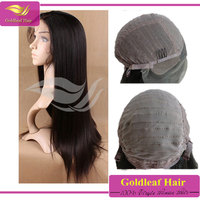 Middle size cap density 150% lace front wigs accept paypal human cheap wig hair