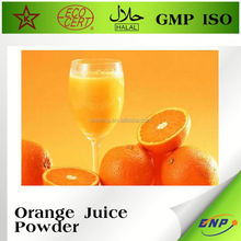 Green Food Natural Tangy Orange Juice Concentrate Powder with Vitamin C