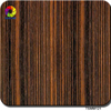 TSAUTOP 0.5m width Deep Brown Straight Wood Grain Hydrographic Film For Wood Grain Hydro Dip