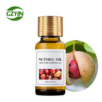 Private label health and high quality essential oil comes from nutmeg massage oil