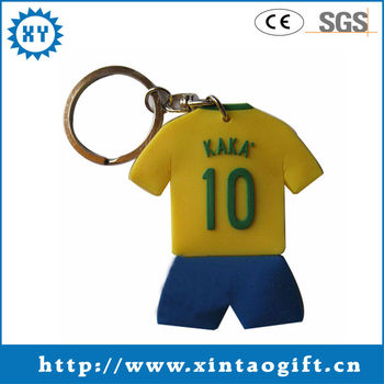 soccer jersey keychain manufacturers in china