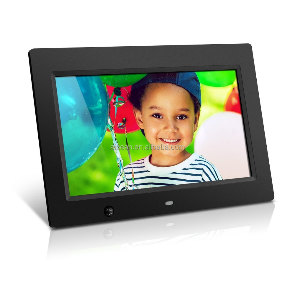 "10"" HD LCD Advertising <strong>Screen</strong> with Motion Sensor to Display Advertising Product Promotion, Restaurant Menu, Events - Compatible"