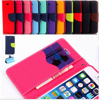 Alibaba Express Promotion Product Leather Case Flip Cover For Samsung Galaxy j2