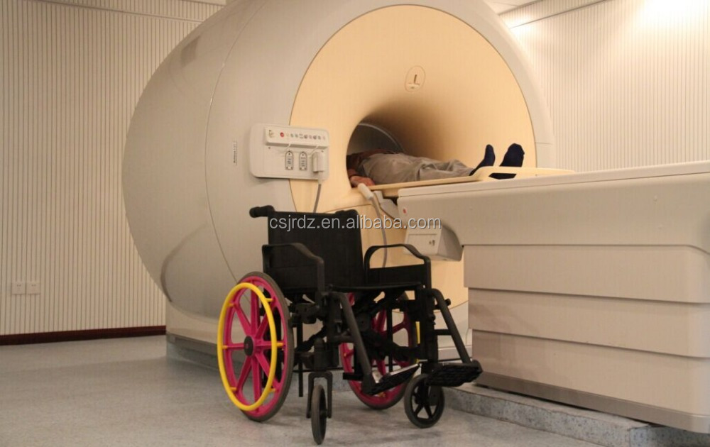 Jinde Tech MRI-Conditional Non-Magnetic Wheelchair