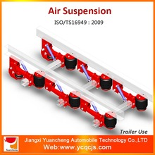 ISO/TS16949 Toyota Semi-trailer Bus Air Bag Suspension