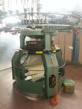 USED TEXTILE MACHINERY circular KNITTING