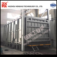 Industrial furnace electric furnace for Casting aging heat treatment