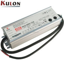 Mean Well ic led driver HLG-80H-15A 15V 80w Dimming power supply