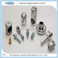 alibaba express 13 years manufacturing experiences!custom anodized aluminum screw parts