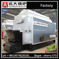 DZL coal fired boiler, horizontal boiler fire tube