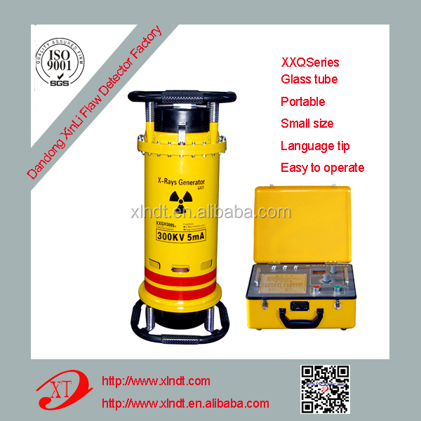 XXH-3205 portable x ray NDT radiation detector