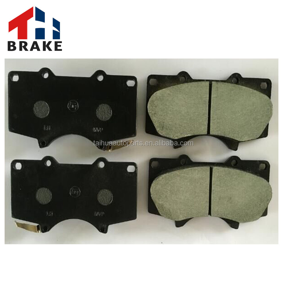 Trolley wheel with brake car brake pad D822 ceramic brake pads