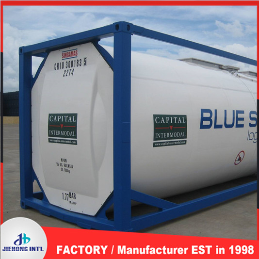 Professional Tankcontainer package Low viscosity silicone fluid/PDMS